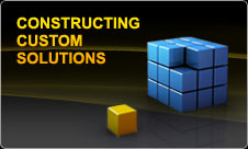 Constructiong custom solutions