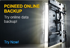 PCiNeed Online Backup