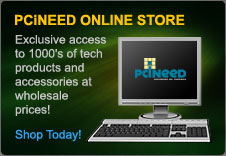 PCiNeed Online Store